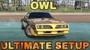 OWL Ultimate Setup Test Drive! (Pontiac Firebird Trans Aml) | CarX Drift Racing Update! 1.13.0