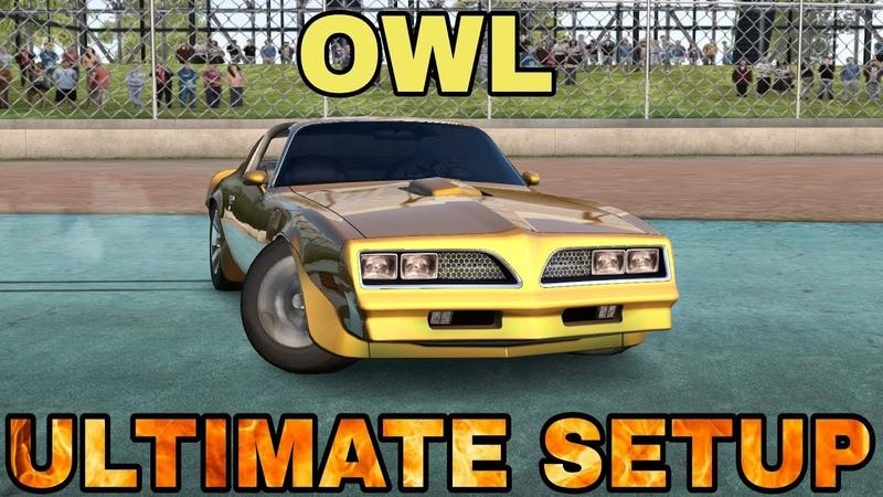 OWL Ultimate Setup Test Drive! (Pontiac Firebird Trans Aml)   CarX Drift Racing Update! 1.13.0