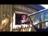 Дядя Беня и окно в Европу :)