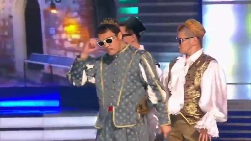 КВН Азия Микс - Ромео и Джульетта