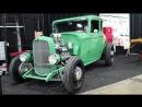 2017 DETROIT AUTORAMA STREET RODDER TOP 100 1932 FORD