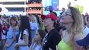 FIFAFanfest в Самаре Зажигательные танцы болельщиков Невероятный концерт Тодес и Алена Азарова