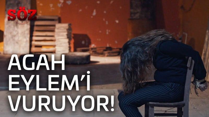 Söz | 37.Bölüm - Agah Eylem'i Vuruyor!