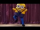 Больше всего миньоны любят «банана» и танцевать ;-)