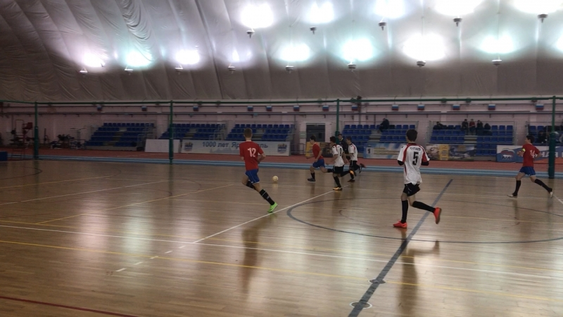 Открытое первенство Ярославля по мини футболу среди юношей