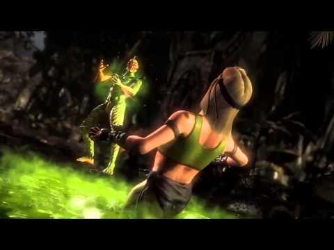 Mortal Kombat X All Fatalities On Sonya MK1 Skin