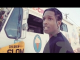 A$AP Rocky - Bad Company (ft. BlocBoy JB) Music Video