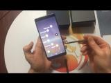 Видео обзор на Samsung