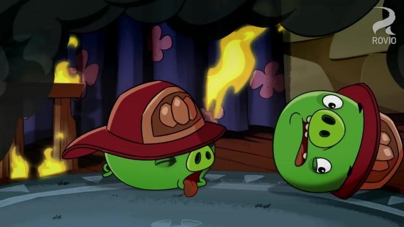 Angry Birds Toons Episode 24 Hog Roast HD
