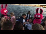 Pink Rabbit Party in Saint-P