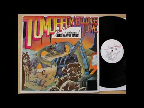 The Sensational Alex Harvey Band Tomorrow Belongs To Me 1975 UK, Glam Rock