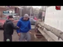 Жестокая драка на НТВ между рэперами Obe 1 kanobe и Птаха