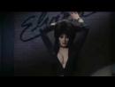 Эльвира - Повелительница тьмы.Танец и эпизод с обливанием (бельё, стриптиз, fetish, bdsm, femdom, фетиш, эротика, чулки, boobs)