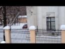 знаменитая миусская снежная дюна 19.02.18