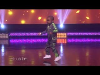 Самый милый 6-летний танцор