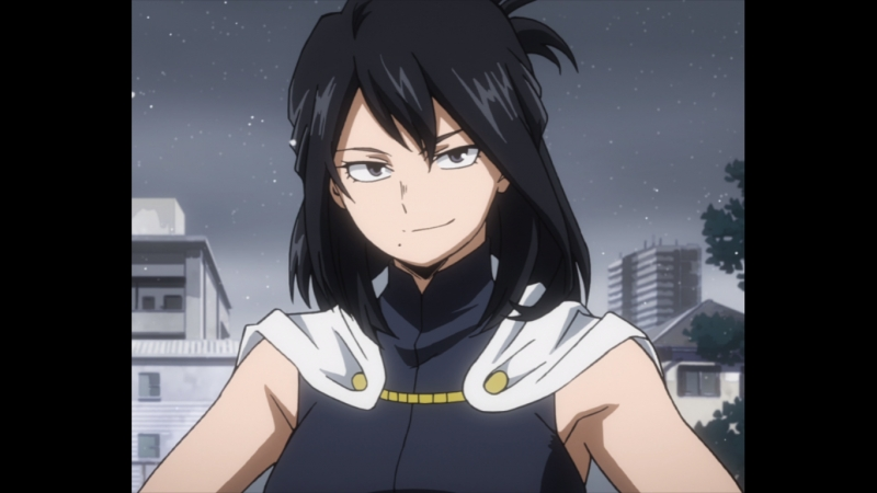 Boku no hero academia: nana vine