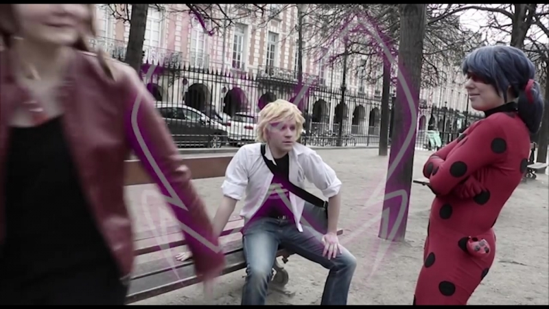 MIRACULOUS Live Cosplay - RE_ Ep01 - Volpina