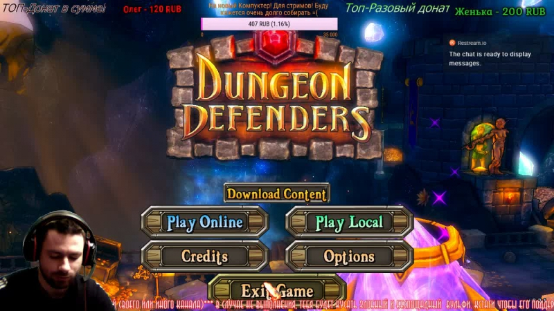 Dungeon defenders 1