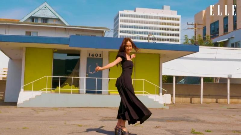 [CLIP] Jessica - COURONNE x ELLE Come on Board