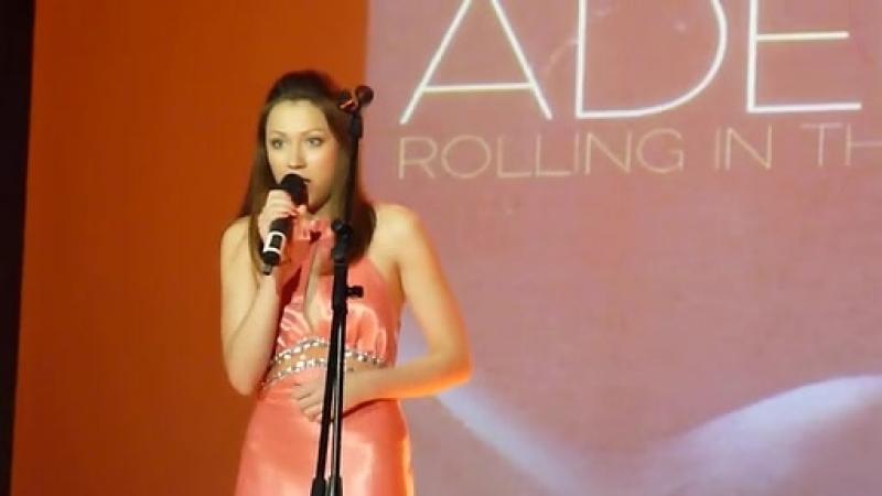 Анна Просекина - Rolling In The Deep