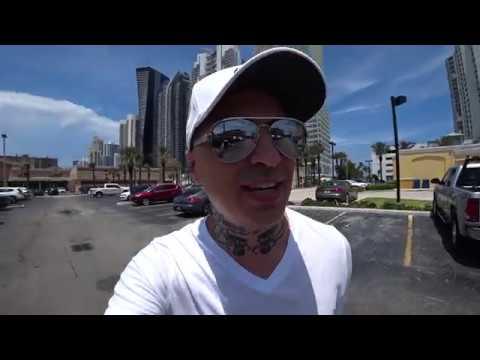 VLOG9 Майами, Флорида, поездка в город Ларго на мексиканский залив