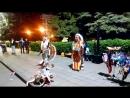 Индейцы во Владикавказе