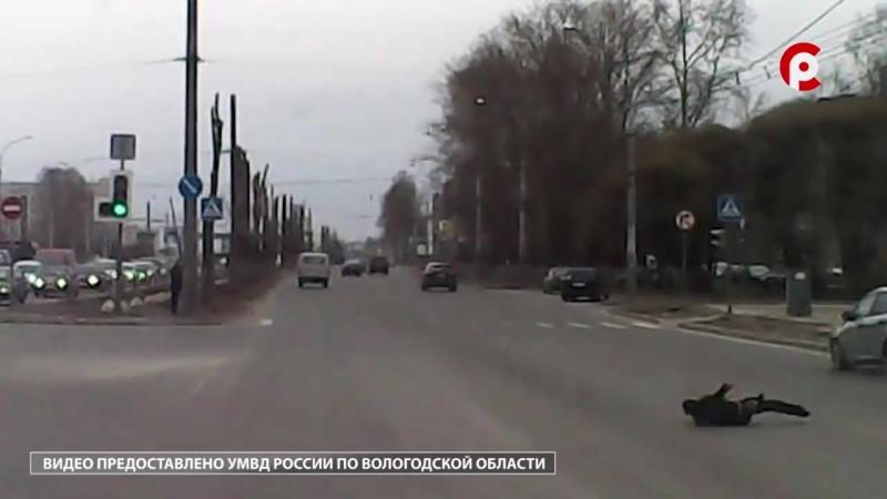 Смертельное ДТП Вологда.