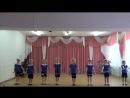 МКДОУ № 124. Танец «Морская душа», исполняют воспитанники подготовительных групп