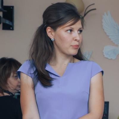 Оленька Кузовенкова