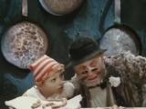 Ролан Быков и Елена Санаева - Песня кота Базилио и лисы Алисы о жадинах, хвастун