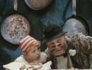 Ролан Быков и Елена Санаева Песня кота Базилио и лисы Алисы о жадинах хвастун