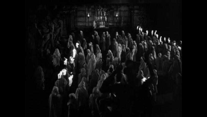 Ганга Дин / Gunga Din (Джордж Стивенс / George Stevens) [1939, США, приключения, военный]