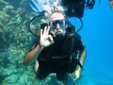 Подводное плавание с аквалангом.
