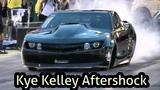 Kye Kelley AfterShock vs Barefoot Ronnie Nitrous Camaro at No Prep Kings 2