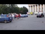 г.Жуковский праздник футбола. Победа России над Испанцами