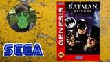 Сега, Batman Returns, полное прохождение