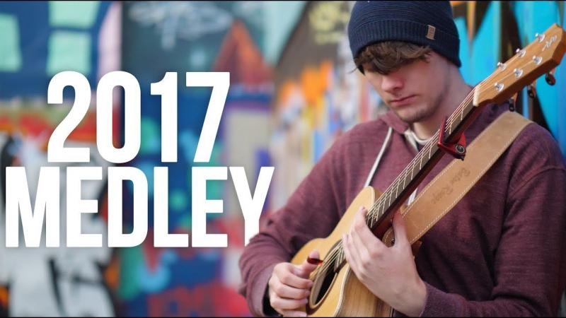 2017 Medley - Eddie van der Meer [Fingerstyle Guitar] » Freewka.com - Смотреть онлайн в хорощем качестве