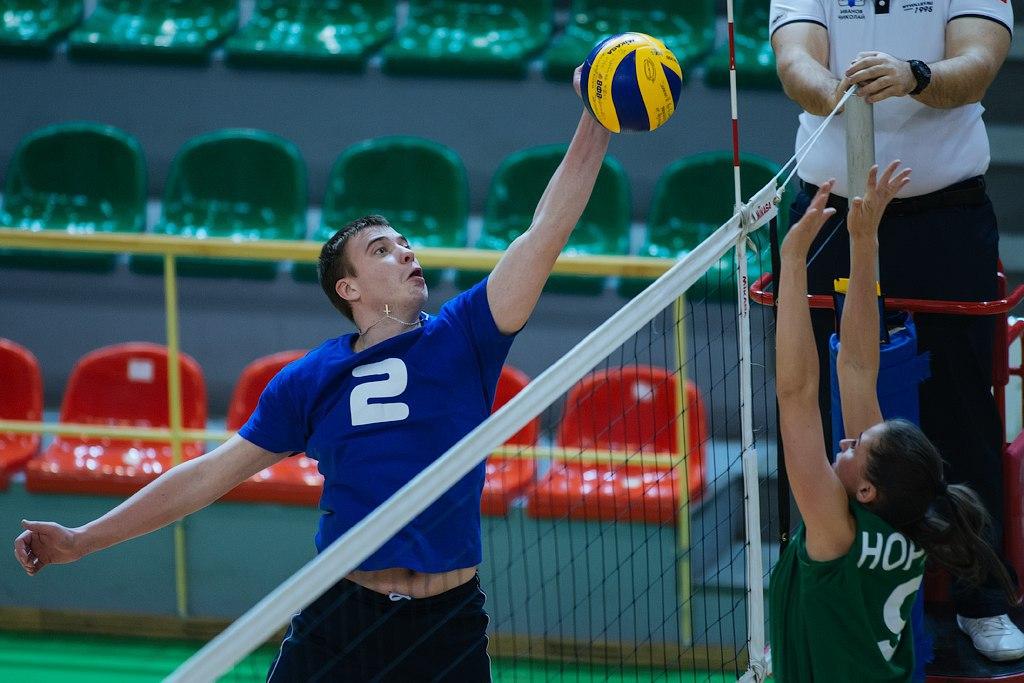 Волейбольный «Кубок Добра»