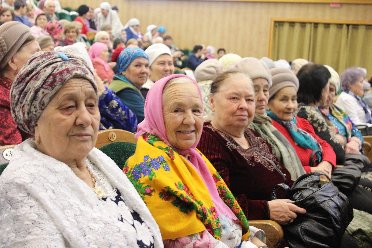 Поздравления на день мамы на татарском языке