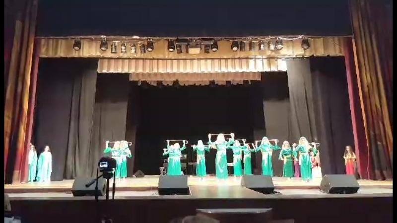 танец Саиди