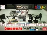 — Обзор Экшен Камера 4к sports ultra hd dv wifi