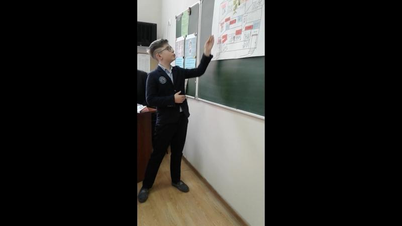 13.02.2018 Проект на немецком яз. Построй домик