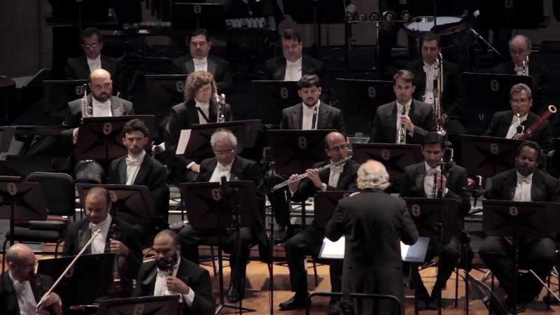 Orquestra Petrobras Sinfônica Uirapuru (Heitor Villa Lobos)