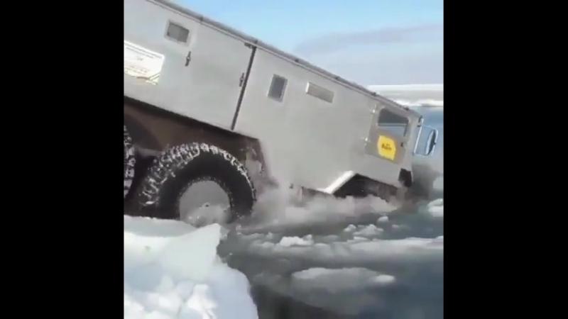 Русский внедорожный монстр