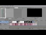 Sony Vegas Pro 13 ,как удалить звуковую дорожку