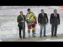 Хоккеисты команды Химик вышли на лед против Легенд СССР