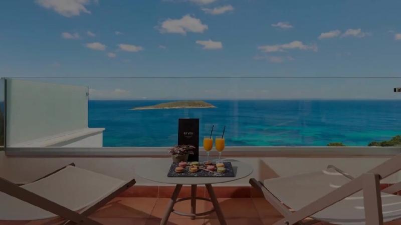 [www.VDyoutube.com]-Hotel Meliá Calviá Beach en Magaluf, Mallorca, España. Visita Meliá Calviá Beach (1)