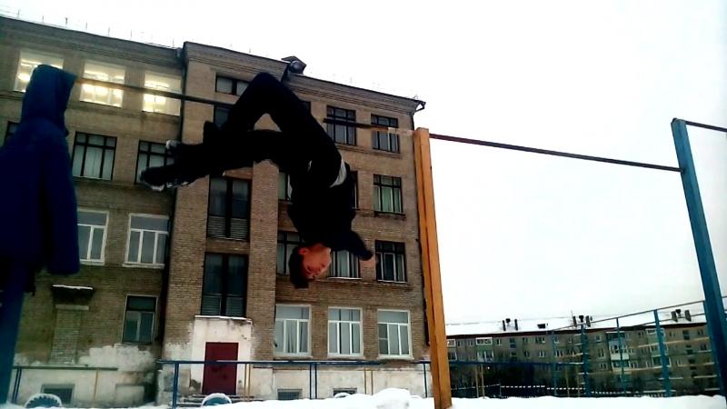 Winter training 2017-2018 г.  by Valentin Mineev. mp4