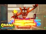 Crash Bandicoot N. Sane Trilogy -- дополнение Future Tense