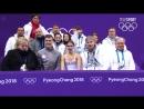 Спортивные пары Произвольная программа Команды Забияко Энберт